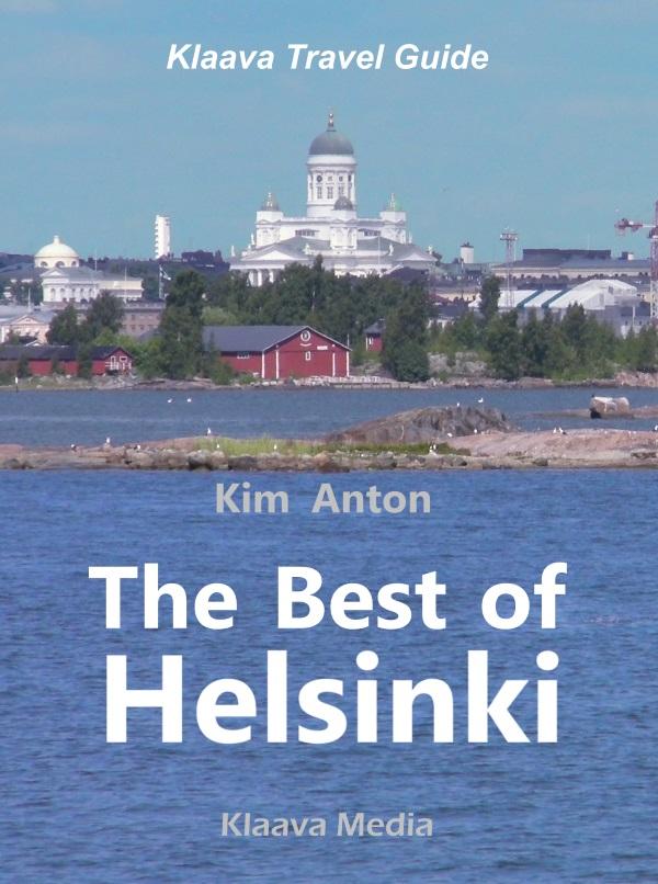 matkaopas Helsinki, erityisesti ulkomaalaisille, englanninkielinen