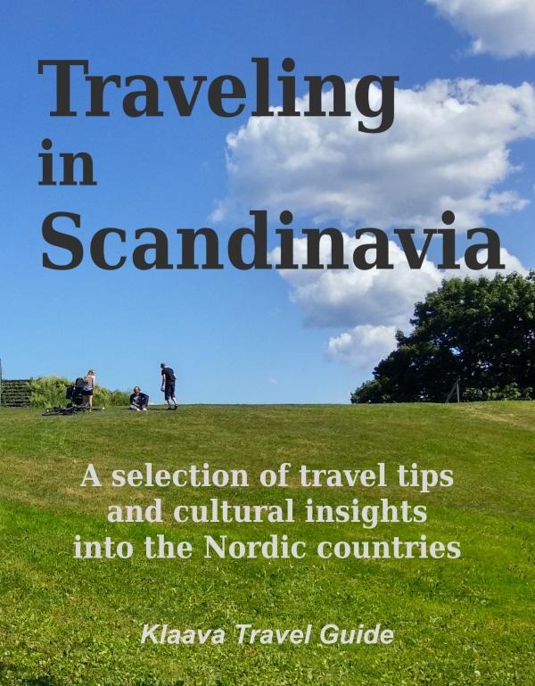 Travelin in Scandinavia - matkaopas, vinkkejä pohjoismaissa matkaaville