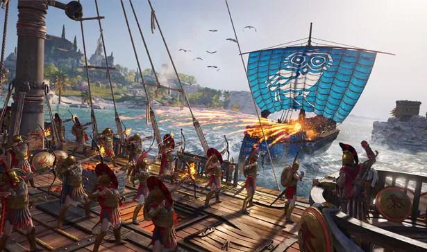 Kuva: Ubisoft. Assassin Creed Odyssey,