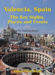 Valencia, Spain matkaopas kansikuva