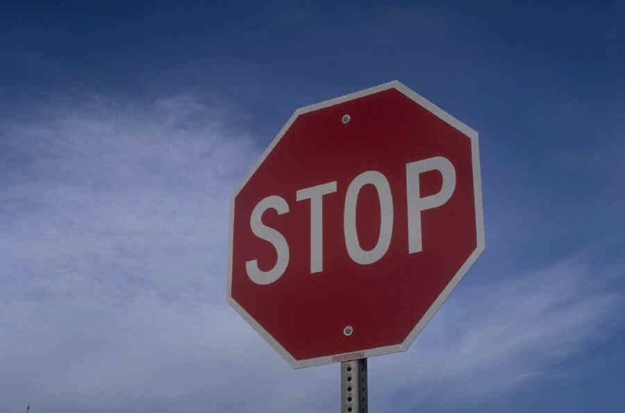 stop liikennemerkki