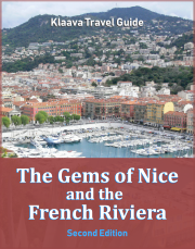 download travel guide to Riviera and Nice, France