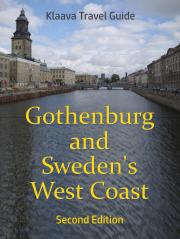 matkaopas etelä-ruotsiin, kirjan kansikuva