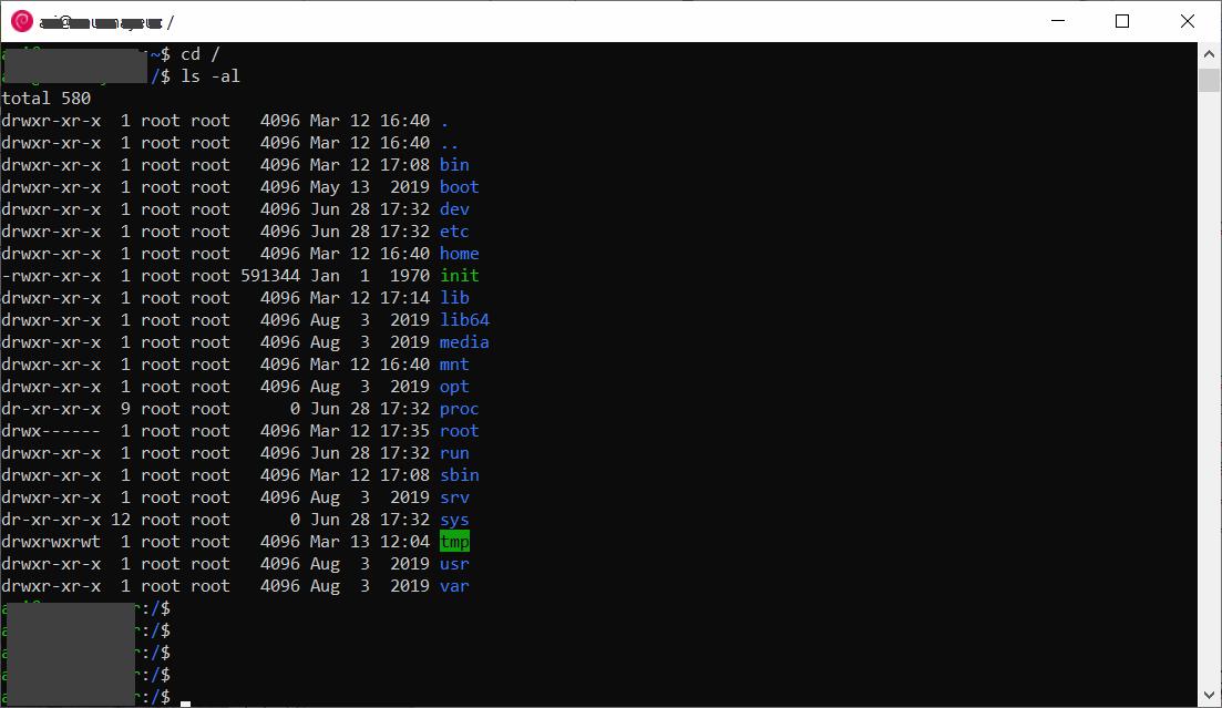 debian linux windows 10 tietokoneessa