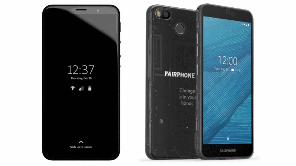 librem fairphone linux puhelin