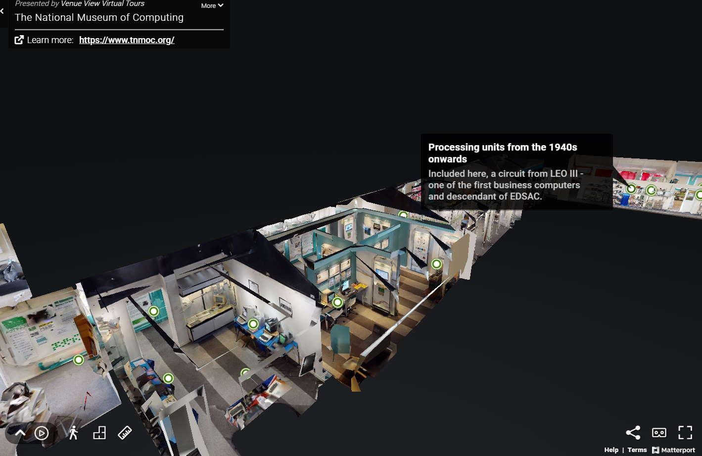 tnmoc museo historiallisia tietokoneita