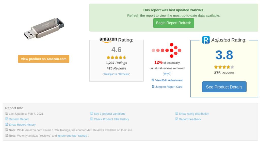 reviewmeta: amazon tuotearvioiden arvioija