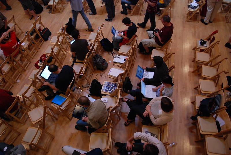 wordcamp 2007, kuva josh hallett