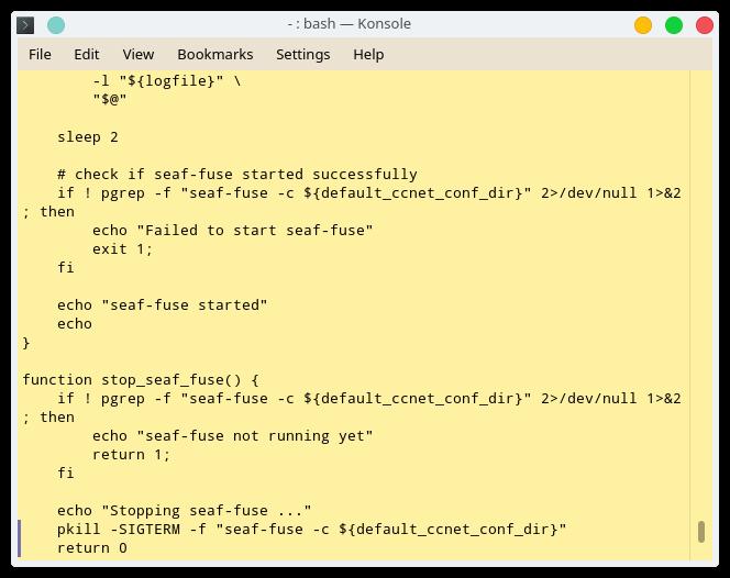 linux bash script screen capture